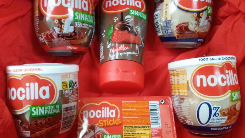 WELCOME PACK, SORPRESA!! NOCILLA EN CASA